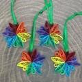 Set of 4 Pride Decorations