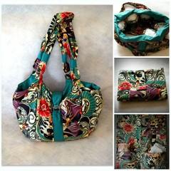 Geisha Nappy Bag