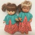 Miniland Dolls Knitted Cardigan to fit 38cm Miniland, Minikane, Dinkum  Dolls