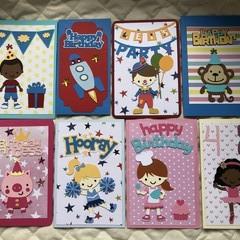 Handmade Greeting Cards - Children's Range