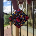 Extra Large Stained Glass Rose