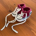Converse All Star Booties Blue  Manly Sea Eagles  NRL