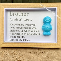 Brother Jelly Baby Definition frame