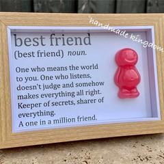 Best Friend Jelly Baby Definition frame