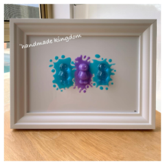 Kids / Grandkids Jelly Baby frame