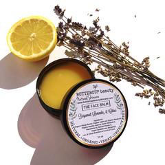 Organic Face Balm | Bergamot, Lavender & Citrus