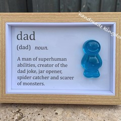 Dad Jelly Baby Definition frame