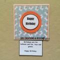 Llama Children's Birthday Card