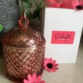 Flower Bomb Soy Candle Jar