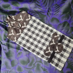 Hand towel - Moose head