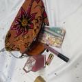 kisslock clutch purse