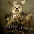 Customised Royal Pet Portrait in Renaissance Costume - Viking