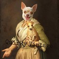Customised Royal Pet Portrait in Renaissance Costume - Chihuahua