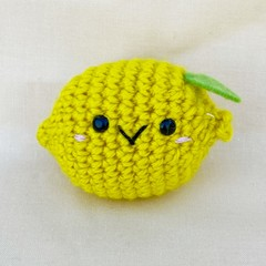 Lemon Amigurumi