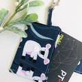 Key Chain Card Holder/ Koala / Key Chain Wallet/ Bus Pass Holder/ Credit Card