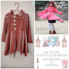 Duchess jacket size 3