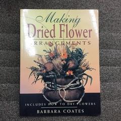 "Book ""Making Dried Flower Arrangements."