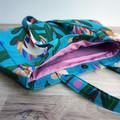 The Pines Tote - Brook Gossen fabric