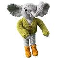 Sir RG Elephant - from the Red George cuddle crew