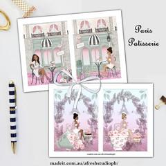 Paris Patisserie AfreshDesignPB