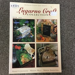 """Book """"Lugarno Craft Collection"""" Book Two."""