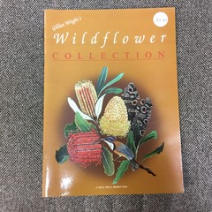 Gillian Wright'a Wildflower Collection book.
