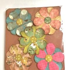 Flower Stickers #4