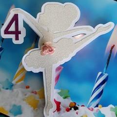 Ballerina,  Ballet Dancer, custom Cake Toppers