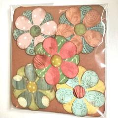 Flower Stickers #1