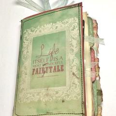 Spring Themed Vintage Journal 3