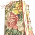 Spring Themed Vintage Journal 4