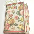 Spring Themed Vintage Journal 5