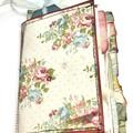 Spring Themed Vintage Journal 2