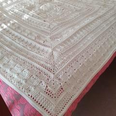 Crochet Heirloom Blanket