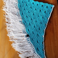 Crochet Boho scarf
