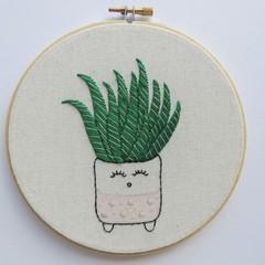 DIY Kit Happy Cacti Pink