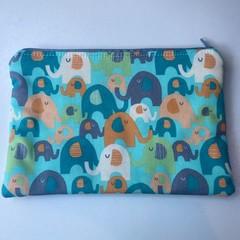 Elephants pencil case