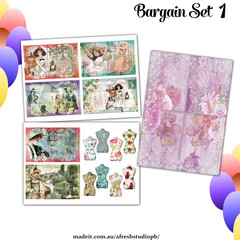 Bargain Set 1 AfreshDesignPB