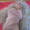 100% Merino swaddle, blanket, wrap