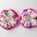Handmade Care Bears Scrunchie in Love the Look Scrunchies design