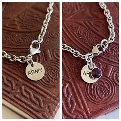 BTS Army Charm Bracelet