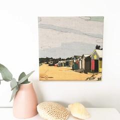 Mount Martha Beach Mini Canvas