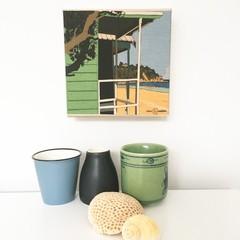 Mount Martha South Beach Mini Canvas