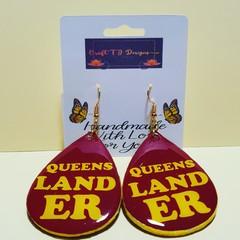 QLD & NSW Statement Earrings