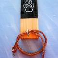Custom Pet Leash Hanger, Dog Leash Holder, Free Poastage, Dog Lover Gift.