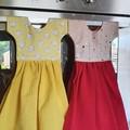 Handmade Gift for Mum - Tea Towel Dress. Gift idea for Mom