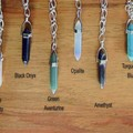 CHAKRA HEALING NECKLACE, Fathers Day Gift. Chakra Crystals. A Gift for Mum