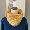 Handmade Winter French Terry Cowl - Reversible