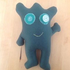 Soft toy monster