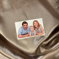 Personalised Photo Card for Fathers Day- Kalghi Crafts Co